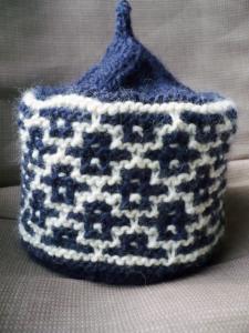 YOSO 2016 Mosaic Knitting