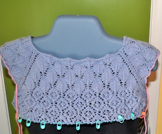 Shawl to Sweater
