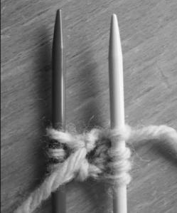 star toe 2 needle start