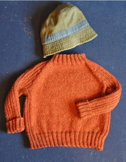 Child's Ribbed Sleeve