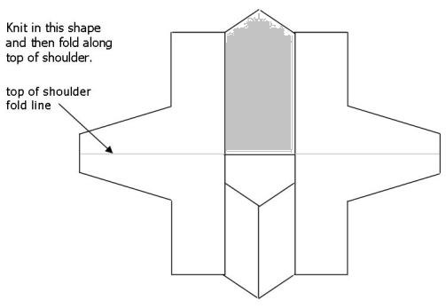 Build a V child blank schematic - shaded back panel
